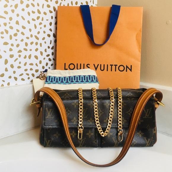 5a53cf8b Louis Vuitton Viva Cite mm purse handbag